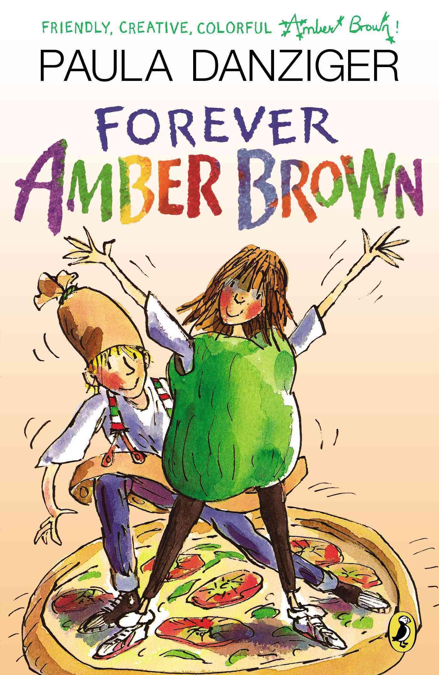 Forever Amber Brown By Danziger, Paula/ Ross, Tony (ILT)
